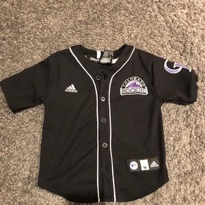 Colorado Rockies Troy Tulowitzki Jersey